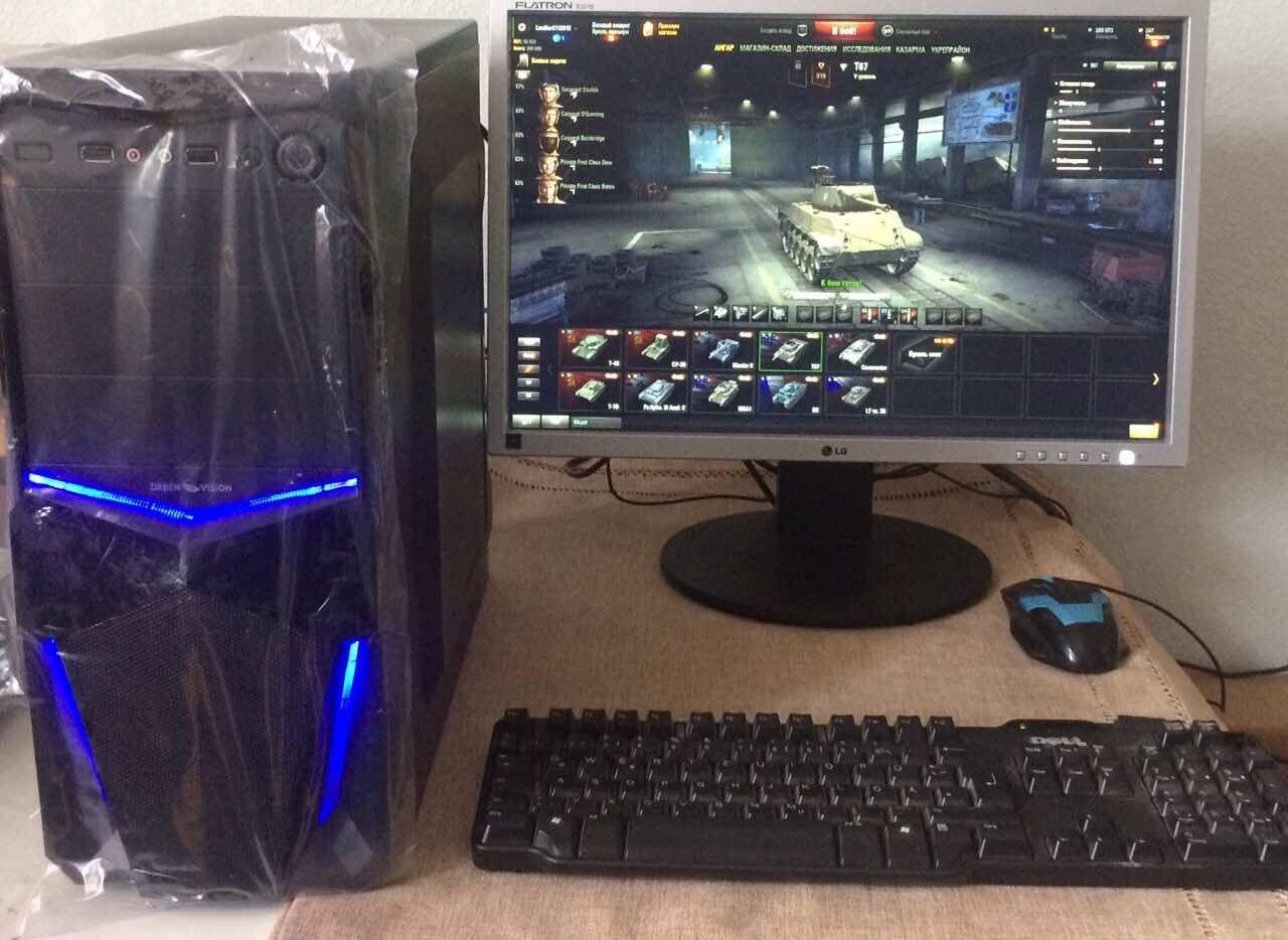 купить компьютер для игр недорого