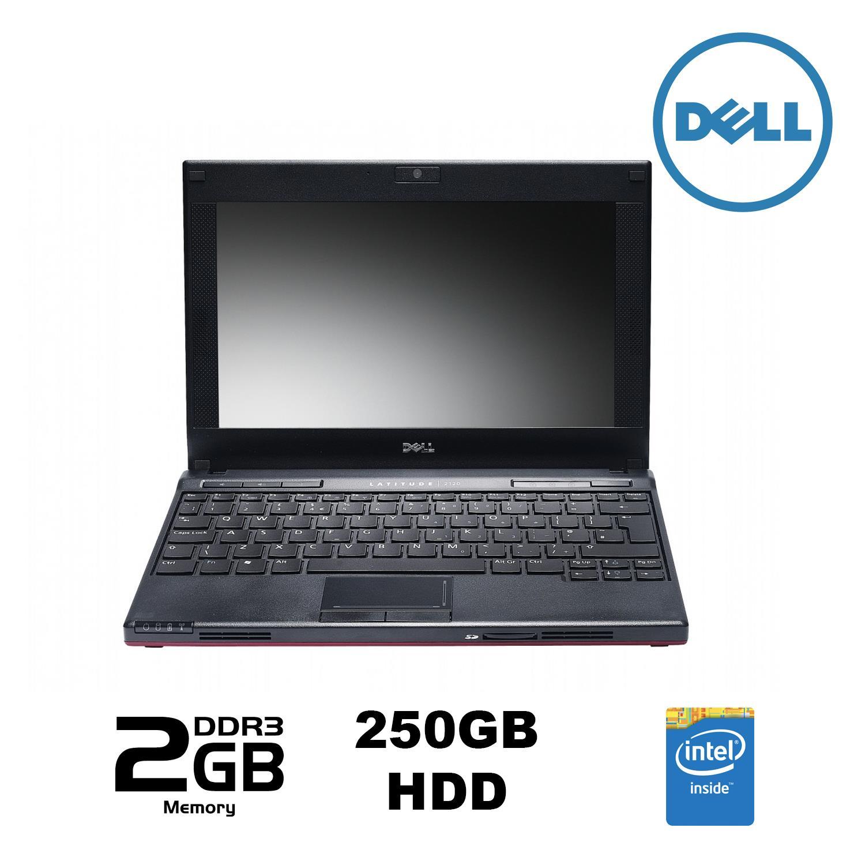 """Dell / Ноутбук DELL Latitude 2120 /Intel Atom N550 (2 ядра (4 потока) по 1,50 GHz)/ 2GB DDR3/250 HDD /IntelGMA /10.1"""" (1366х768)"""
