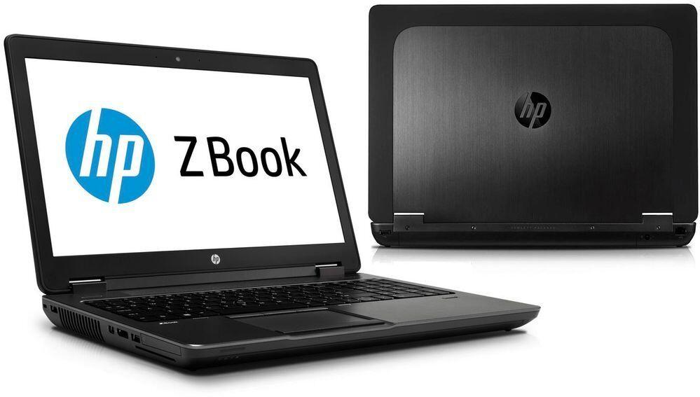 """Hewlett Packard / HP ZBook 15 / 15.6"""" (1920x1080) IPS / Intel Core i5-4300M (2 (4) ядра по 2.6 - 3.3 GHz) / 8 GB DDR3 / 240 GB SSD / nVidia Quadro K2100M 2 GB / DVD-RW / WebCam"""