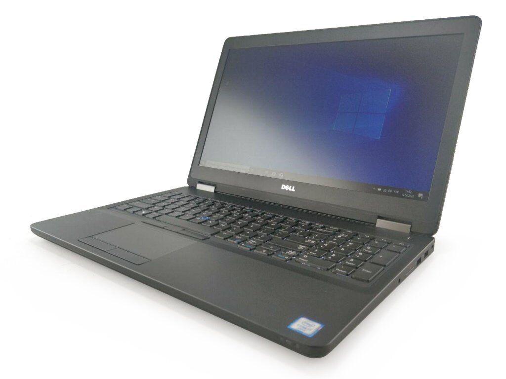"""Dell Latitude E5570 / 15,6"""" / Intel Core i5 6300HQ /2 слота DDR 4 / БЕЗ ОДД / WEB Camera / HDMI / 1920X1080 IPS / 8 GB RAM / 120 GB SSD"""