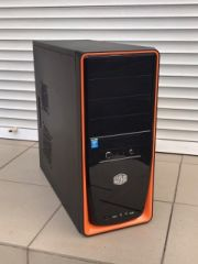 Tower / Intel Core i3-4170 (2(4) ядра по 3.7GHz) / 16 ГБ DDR3 / 120 ГБ SSD / NVIDIA GeForce GTX 750 Ti (2 ГБ / 128 bit / GDDR5) / AsRock B85 Annyversary / 500 W