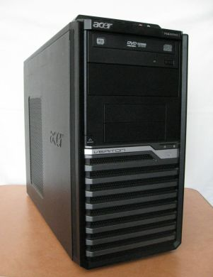 Acer M490G Tower / Intel® Core™ i7-860 (4(8)ядра по 2.80 - 3.46GHz) / 8GB DDR3 / 320GB HDD / GeForce GTX 650 1GB GDDR5