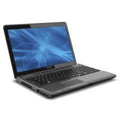 "Toshiba Satellite P755-S5320 / 15.6"" (1366x768) TN / Intel Core i3-2330M (2 (4) ядра по 2.2 GHz) / 4 GB DDR3 / 120 GB SSD / WebCam / DVD-ROM"