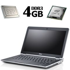 "Dell Latitude E6430 / 14""/ Intel Core i3-3120M (2 ядра по 2.5GHz) / 64GB SSD / 4GB DDR3 / Intel HD Graphics 4000"