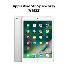 "(ТОЛЬКО ПРЕДОПЛАТА) Apple iPad 5th Space Gray (A1822) / 9.7"" (2048x1536) Retina IPS / Apple A9 (2 ядра по 1.8 GHz) / 2 GB RAM / 128 GB Memory / Siri 6"