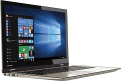 "Toshiba Satellite Radius P55W-C5208-4K / 15.6"" (3840x2160) IPS Touch / Intel Core i7-5500U (2 (4) ядра по 2.4 - 3.0 GHz) / 8 GB DDR3 / 240 GB SSD / WebCam / NO ODD"