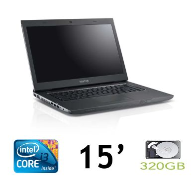 "Dell Vostro 3560 / 15""/ Intel Core i3-2370M (2(4) ядра по 2.4GHz) / 320GB HDD / 3GB DDR3 / Intel HD Graphics 3000"