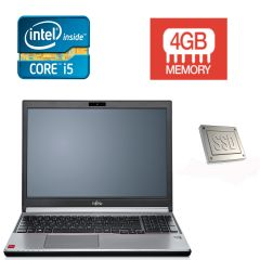 "Fujitsu E744 / 14""/ Intel Core i5-43000M (2(4) ядра по 2.6-3.3GHz) / 128GB SSD / 4GB DDR3 / Intel HD Graphics 4600"