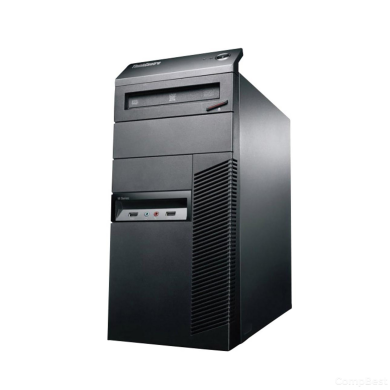 Lenovo ThinkCentre M81 Tower / Intel Core i7-2600 (4(8) ядер по 3.4-3.8GHz) / 500GB HDD + 120GB SSD / 16GB DDR3 / Новый БП 600W / НОВАЯ видеокарта Asus GAMING Strix RX570 4GB GDDR5  (HDMI/DVI/DP) 12 мес. гарантии