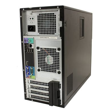 Dell 790 Tower / Intel i5-2500 (4 ядра по 3.3ГГц) / 6GB DDR3 / 250GB HDD
