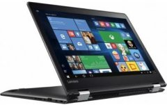 "Lenovo Flex 4-1470 / 14"" (1920x1080) Touch IPS / Intel Core i5-6200U (2 (4) ядра по 2.3 - 2.8 GHz) / 8 GB DDR4 / 240 GB SSD / WebCam"