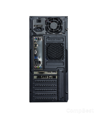 Frontier JUMBO MT / AMD FX-8300 (8 ядер по 3.3 - 4.2 GHz)  / 8 GB DDR3 / 1TB HDD / GeForce GTX 1050 (2 GB 128-bit GDDR5)