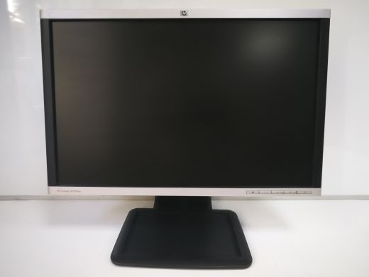 "Монитор HP Compaq LA2205wg / 22"" (1680x1050) TN LED / DVI-D, VGA, DP, USB-Hub"