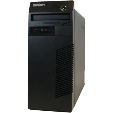Lenovo M80 / Intel Core i3-540 (2(4) ядра по 3,06GHz) / 6GB DDR3 / 250GB HDD / GeForce GT 420 1GB 128bit + монитор LG w2242te / 22' / 1680x1050