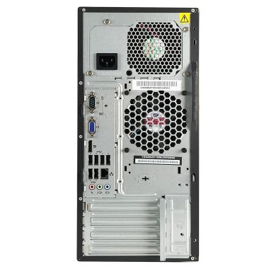 Lenovo m82 Tower / Intel i5-2400 (4 ядра, 3.1 GHz, 6MB) / 8GB DDR3 / 250 GB HDD / Radeon RX550 4GB GDDR5 128-bit 12-мес гарантии