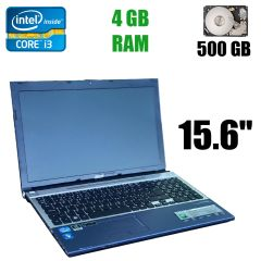 "Acer Aspire 5830TG / 15.6"" (1366x768) / Intel Core i3-2310M (2(4)ядра по 2.1GHz) / 4 GB DDR3 / 500 GB HDD / nVidia GeForce GT 540M 1Gb, GDDR3, 128Bit / web-cam"