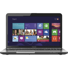 "Toshiba Satellite L875-S7110 / 17.3"" (1600x900) TN / Intel Core i3-3110M (2 (4) ядра по 2.4 GHz) / 4 GB DDR3 / 120 GB SSD / DVD-RW / WebCam"