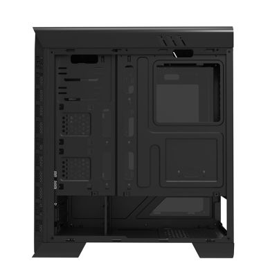 GameMax Pardo / Intel Xeon x3440 (4(8) ядер по 2.53-2.93GHz) / 12GB DDR4 / 500GB HDD + SSD на 64GB / GeForce GTX 1060 6GB GDDR5