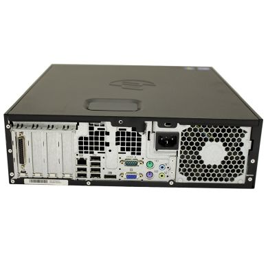 Hewlett-Packard Compaq 8200 Elite SFF / Intel Core i5-2300 (4 ядра по 2.8GHz) / 8GB DDR3 / 500GB HDD