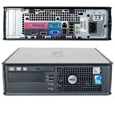 Dell 780 SFF / Intel Core 2 Quad Q8300 (4 ядра по 2.5GHz) / 4GB DDR3 / 160GB HDD