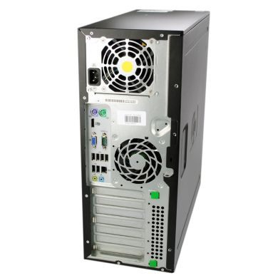 HP 8100 Tower / Intel Core i5-750 (4 ядра по 3.2GHz) / 8GB DDR3 / 500GB HDD
