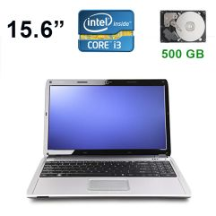 TERRA Mobile 1562P / 15.6' / Intel Core i3 2370M (2(4) ядра по 2.4GHz) / 4GB RAM / 500GB HDD / HDMI, VGA