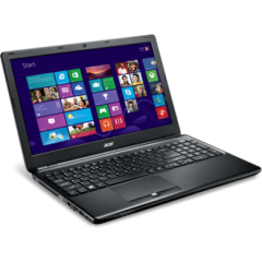 "Acer TravelMate P455-M-5406 / 15.6"" (1366x768) TN / Intel Core i5-4200U (2 (4) ядра по 1.6 - 2.6 GHz) / 8 GB DDR3 / 240 GB SSD / DVD-RW / WebCam"