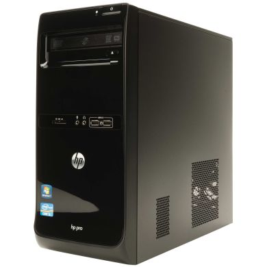 HP Pro 3500 MT / Intel® Core™ i3-3220 (2 (4) ядра по 3.3 GHz)/ 4 GB DDR 3 / 500 GB HDD / GeForce GTX550 Ti 1 GB DDR5 192 bit