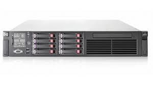 Hewlett-Packard Proliant DL380 G6 / 2x Intel Xeon X5560 / 12 ГБ DDR3 / RAID-буфер 512 mb / 2х 750 Вт