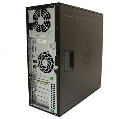 HP 8200 Tower / Intel Core i3-2100 (2(4) ядра по 3.1GHz) / 4GB DDR3 / 500GB HDD