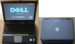 Dell Latitude D420 / 12.1' / Intel Core 2 Duo / 2GB RAM / 60GB HDD