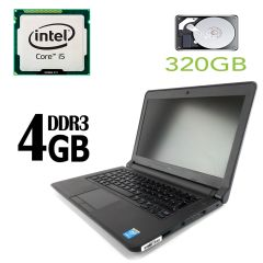 Dell Latitude 3340 / 13.3' / Intel Core i5-4200U ( 2(4) ядра по 1.6GHz ) / 4 GB DDR3 / 320 GB HDD / Intel HD 4400 / web-camera