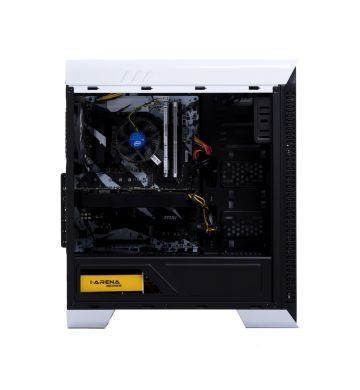Xigmatech Frontliner MT / Intel® Core™ i5-7500 (4 ядра по 3.40 - 3.80 GHz) / 8 GB DDR4 / 1 TB HDD / nVidia GeForce GTX 1060 (6 GB GDDR5 192-bit)