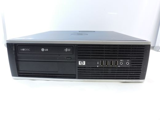 HP 6000 SFF / Intel Core 2 Quad Q6600 (4 ядра по 2.4GHz) / 4 GB DDR3 / 160 GB HDD