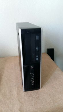 HP Compaq 8100 Elite SFF / Intel Core i3-540 (2(4) ядра по 3.06GHz) / 6GB DDR3 / 250GB HDD / GeForce GT 420 1GB + Windows