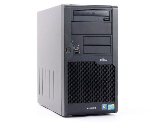 Fujitsu P9900 / Intel Core i3-540 (2(4) ядра по 3.06GHz) / 16GB DDR3 / 500GB HDD / nVidia GeForce GT 1030 2GB GDDR5