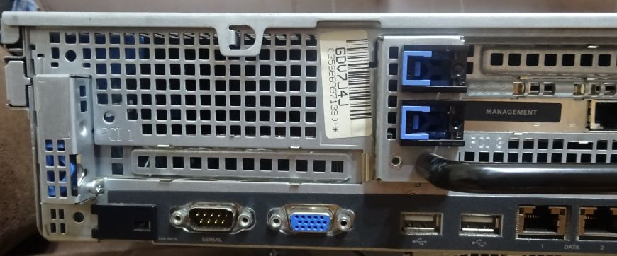 "Сервер CISCO IRONPORT C360 / Intel Xeon CPU E5410 / 4096 MB / 600 GB HDD (2*300 GB SAS 3.5"" 15000 RPM)"