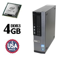Dell Optiplex 790 SFF / Intel Core i3-2100 / 4GB DDR3 / 250GB HDD