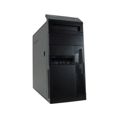 Lenovo M83 Tower / Intel® Core™ i5-4570 (4 ядра по 3.20 - 3.60 GHz) / 12GB DDR3 / 500GB HDD + SSD Kingston 120GB NEW / Видеокарта GF GTX 1060 (6GB DDR5 192bit) (HDMI,DVI,DP)  / БП 500W NEW