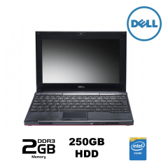 "Ноутбук DELL Latitude 2120 /Intel Atom N550 (2 ядра (4 потока) по 1,50 GHz)/ 2GB DDR3/250 HDD /IntelGMA /10.1"" (1366х768)"