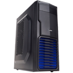 Игровой компьютер на AMD FX-4320 / 8GB DDR3 / 500GB HDD / GeForce GTX 1050 2GB GDDR5 / БП 450W / 12 мес. гарантия