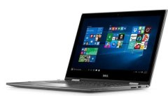 "Dell Inspiron 15-5568 / 15.6"" (1920x1080) IPS Touch / Intel Core i7-6500U (2 (4) ядра по 2.5 - 3.1 GHz) / 8 GB DDR4 / 240 GB SSD / WebCam"
