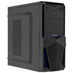 Игровой компьютер на AMD Ryzen 3 1200 / 8GB DDR4 / 1000GB HDD / GeForce GTX 1050 2GB GDDR5 / БП 400W / 12 мес. гарантия