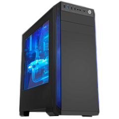 Игровой компьютер на AMD FX-8300 / 8GB DDR3 / 500GB HDD / GeForce GTX 1050 Ti 4GB GDDR5 / БП 500W / 12 мес. гарантия