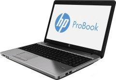 HP ProBook 4540s / 15.6 (1366x768) TN / Intel Core i7-3612QM (4 (8) ядра по 2.1 - 3.1 GHz) / 8 GB DDR3 / 240 GB SSD / WebCam / DVD-RW