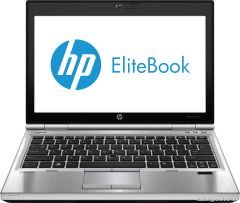 Hewlett-Packard Elitebook 2570p / 12.5' / Intel Core i7-3520M / 4 ГБ DDR3 / 500 ГБ HDD / Intel HD Graphics 4000 / Slim DVD-RW / Веб-камера