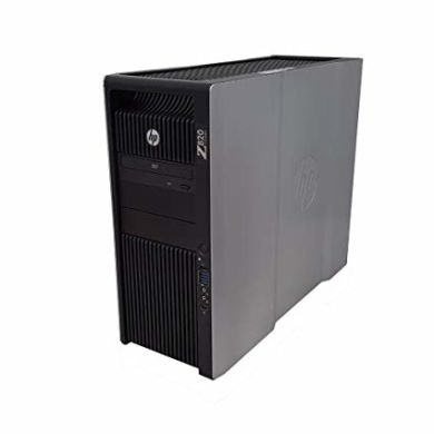 HP Z820 Workstation Tower / 2 процессора Intel® Xeon® E5-2609 (4 ядра по 2.40 GHz) / 16 GB DDR3 ECC / 300 GB SAS / nVidia Quadro K2000 (2 GB 128-bit GDDR5)