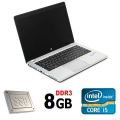 "HP EliteBook Folio 9470m / 14.1"" / Intel Core i5-3427U (2(4) ядра по 1.8-2.8GHz / 8GB DDR3 / 256GB SSD / Intel HD Graphics 4000"