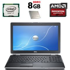 Dell Latitude E6540 / 15.6' / Intel Core i7-4800MQ (4(8) ядра по 2.7-3.7GHz) / 8GB DDR3 / new! 240 GB SSD / ATI HD 8790M 2GB DDR5 128-bit / USB 3.0 / web-cam