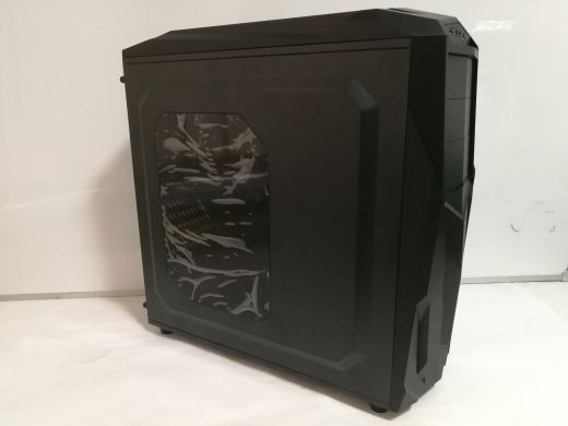 Xigmatek MACH 3 / Intel Core i5-4570 (4 ядра по 3.2-3.6GHz) / 1000GB HDD + 120 GB SSD / 8 GB DDR3 / БП 500W / видеокарта GeForce GTX 1050ti 4Gb DDR5 (HDMI,DVI,DP) 12 мес. гарантии